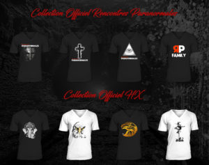 T-Shirt Rencontres Paranormales